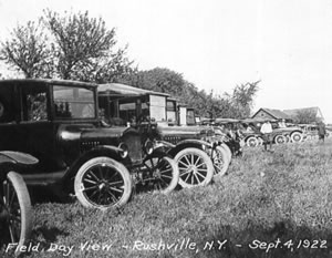 Rushville Field Day 1922